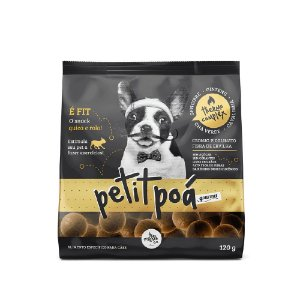 Petisco Para Cães  The French Co Petit Poá Termogênico 120g