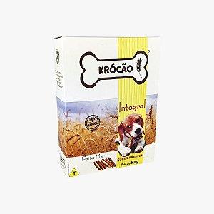 Petisco Para Cachorro Palitos Mix Integral Krocão 500g