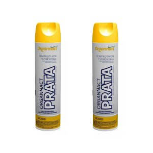 Organnact Prata Spray Antibacteriano 500ml Kit 2