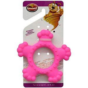 Brinquedos Para Cachorro Disco Maciço Furacão Pet