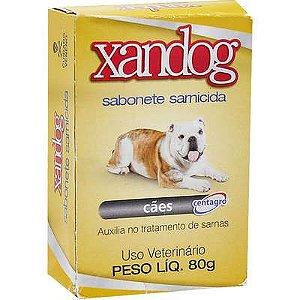 Sabonete Sarnicida Para Cães Xandog