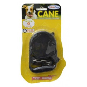 Guia Automática Para Cachorros Cane Preta