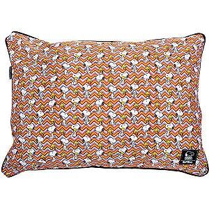 Almofadão Cachorro Snoopy Zig Zag M 40 x 80 x 60cm