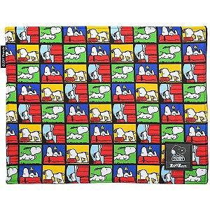 Jogo Americano Cachorro Snoopy Quadrinho