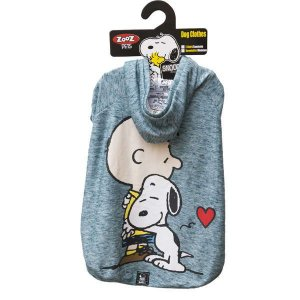 Roupa Cachorro Moletom Snoopy Hug