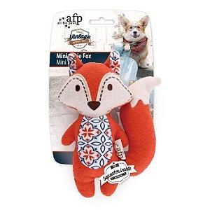 Brinquedo Cachorro Pelúcia Mini Cutie Fox Afp