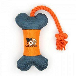 Brinquedo Cachorro Mordedor Ballistic Bone Afp