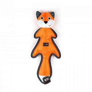 Brinquedo Cachorro Mordedor Ballistic Rumbler Fox Afp