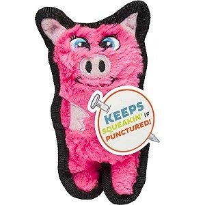 Brinquedo Cachorro Resistente Invincibles Mini Porco