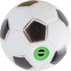 Brinquedo Para Cachorro Bola de Futebol Com Som