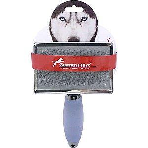 Escova Para Cães Rasqueadeira Cabo em Gel G Germanhart