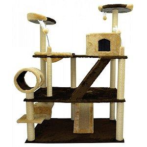 Arranhador Gato Grande Olimpus São Pet 80 x 120 x 185cm