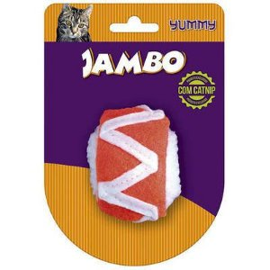 Brinquedo Para Gato Yummy Sushi Jambo