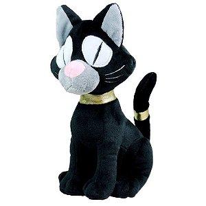 Brinquedo Para Cachorro Pelúcia Gato Preto Jambo