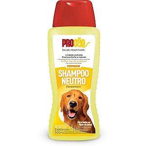 Shampoo Cachorro Neutro 500ml Procão