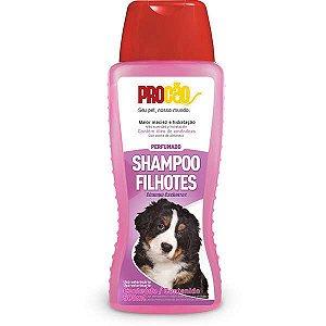 Shampoo Cachorro Filhotes Perfumado 500ml Procão