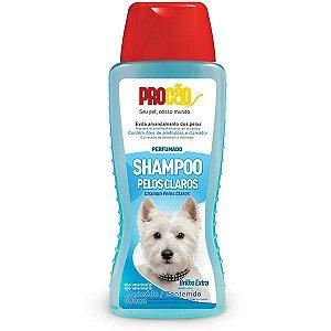 Shampoo Cachorro Pelos Claros 500ml Procão