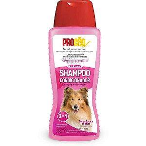 Shampoo e Condicionador Para Cachorro 500ml Procão