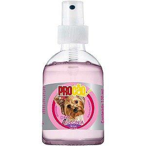 Deo Colônia Para Cachorro Fêmea Rosa 120ml Procão