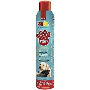 Educador Para Cachorro Stop Aerosol 350ml Procão