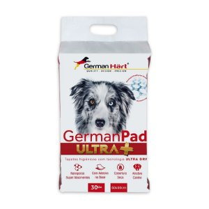 Tapete Higiênico Para Cachorro GermanPad Ultra 30un