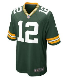 Jersey Game - Aaron Rodgers - Green Bay Packers