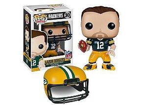 Boneco Funko Pop - Aaron Rodgers - Green Bay Packers