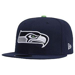 Boné Aba Reta - New Era - Seattle Seahawks