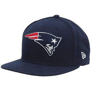 Boné Aba Reta - New Era - New England Patriots