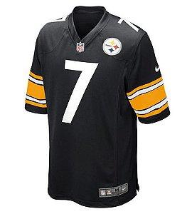 Jersey Game -Ben Roethlisberger - Pittsburgh Steelers
