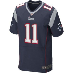 Jersey Elite - Julian Edelman - New England Patriots