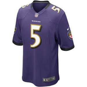 Jersey Game -  Joe Flacco - Baltimore Ravens
