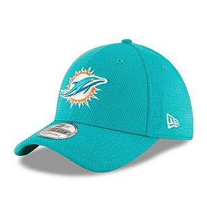Boné - Aba Curva - New Era - Miami Dolphins