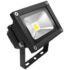 Refletor LED 10 Watts (6.500K/Branca)