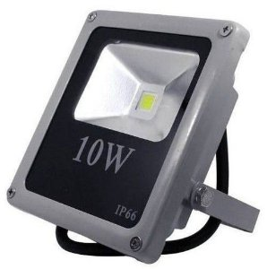 Refletor LED 10 Watts Slim (6.500K/Branca)