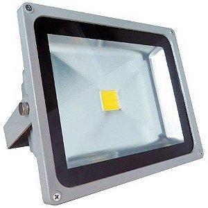 Refletor LED 50 Watts (3.000K/Amarela)