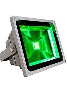 Refletor LED 30 Watts (Verde)