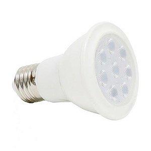 Lâmpada LED PAR20 7 Watts (6.500K/Branca)
