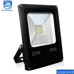 Refletor LED SMD 20 Watts - Chip Philips