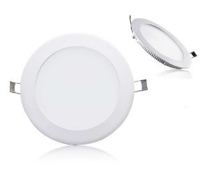 Embutido LED Downlight Slim 18 Watts - Redondo