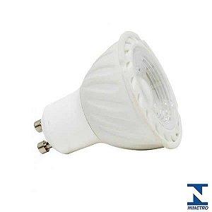 Lâmpada LED GU10 4,5 Watts (3.000K/Amarela)