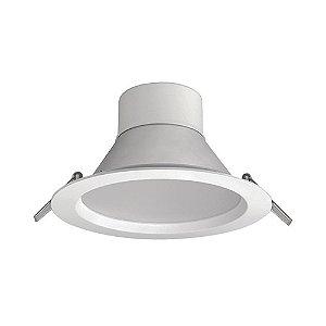Downlight LED Profissional Fixo 8 Watts - Bivolt (6.500K/Branca)