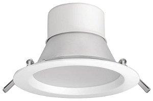 Downlight LED Profissional Fixo 13 Watts - Bivolt (6.500K/Branca)