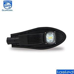 Luminária LED Pública 75 Watts - Chip Philips