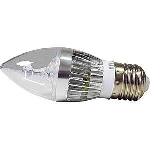 Lâmpada LED Vela 3 Watts (Soquete E27)