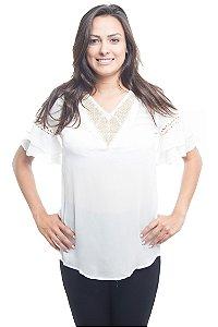 Camisa Golabri Branca