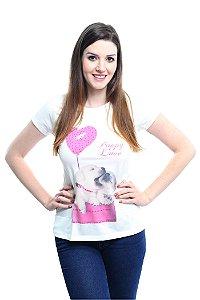 Camiseta Puppy Love