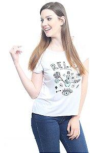 Camiseta Light Branca