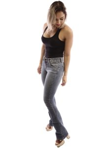 Calca Jeans Bootcut