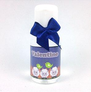 Mini Álcool Gel 30 ml Classic Ovelha Azul Marinho